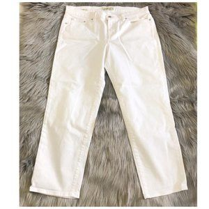 Lucky Brand Sweet Crop Jeans Size 14/32
